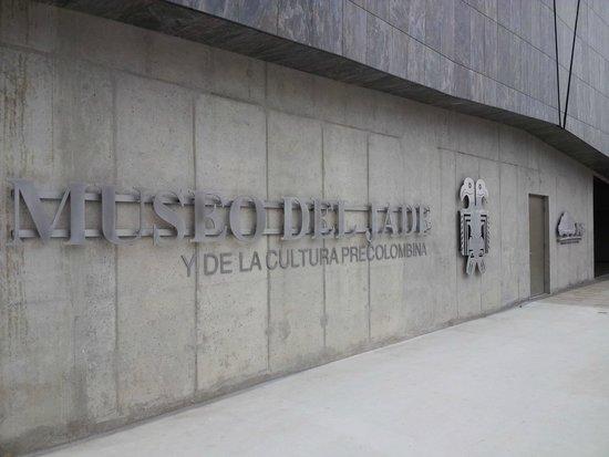 Museo del Jade: Edificio