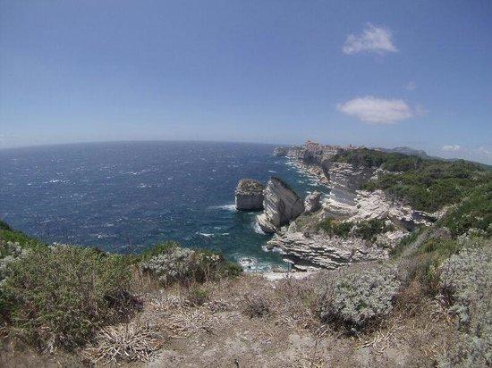 Bonifacio Citadel: La passeggiata