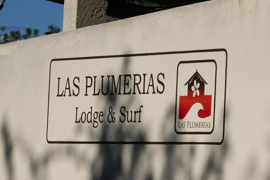 Las Plumerias Lodge and Surf: Welcome