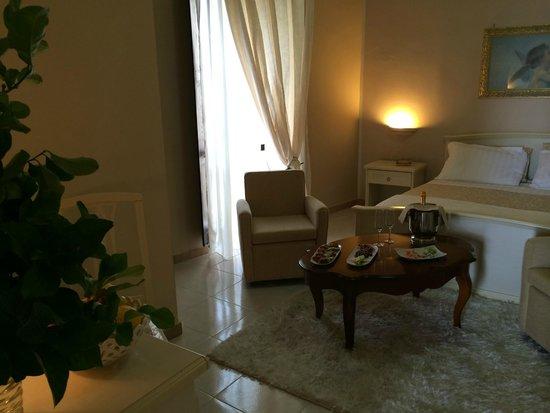 Hotel Castello dei Principi: Servizio in camera