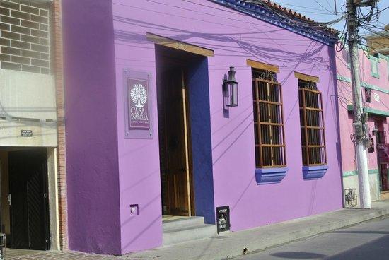 Casa de Isabella - a Kali Hotel: Casa de Isabella Exterior
