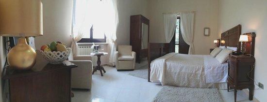 Hotel Castello dei Principi: junior Suite vista mare