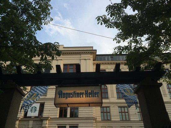 Augustiner-Keller: Best Beer Garden in Munich