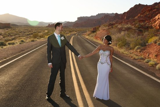 Scenic Las Vegas Weddings Chapel: Journey