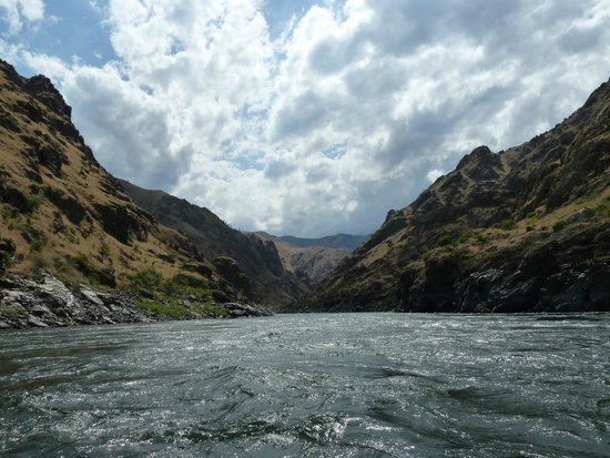 Hells Canyon Raft: 80 mile raft trip in Hells Canyon June 2014