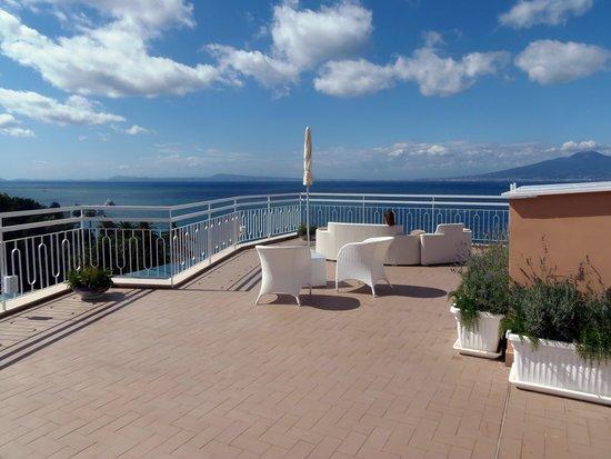 Hotel Regina Sorrento : 360 Bar