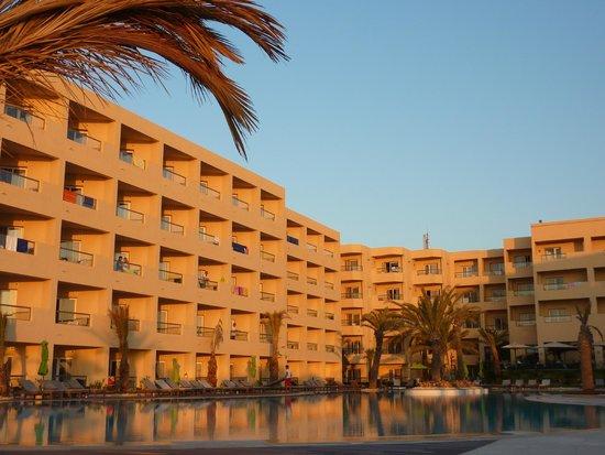 SENTIDO Rosa Beach : het gebouw zelf