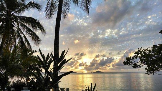 Mango Bay Resort : May 2014 Sunset