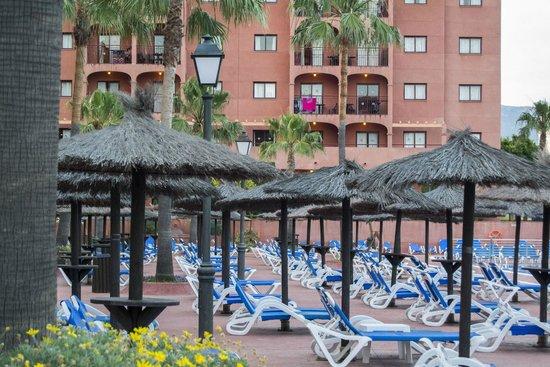 Myramar Fuengirola Hotel: Zona piscina
