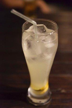 Natssul : 시원한 레몬워터
