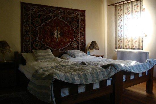 Gosciniec Pod Zielonym Jajem: Pokój pański (bardzo wygodne łóżko :) )