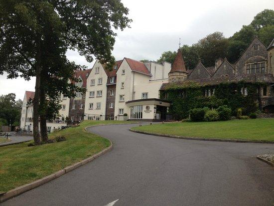 DoubleTree by Hilton Bristol South - Cadbury House: Hotel