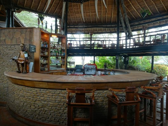 Ol Tukai Lodge : bar