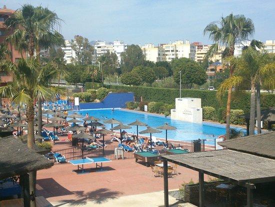 Myramar Fuengirola Hotel: Desde la habitacion