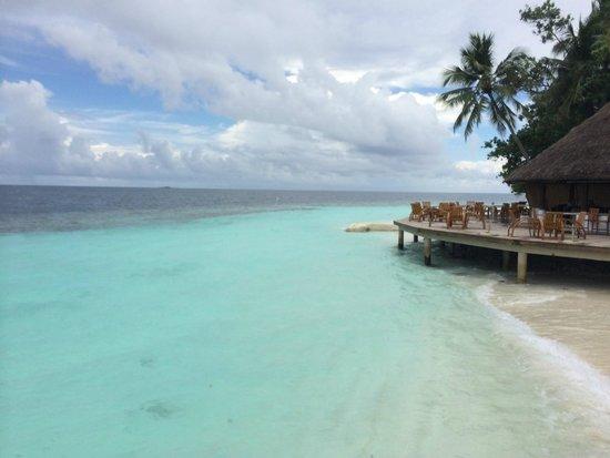Angsana Ihuru : Island