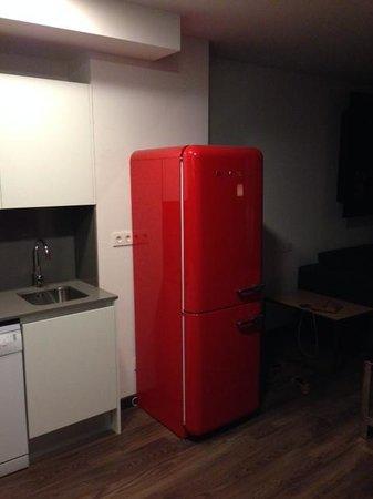 Angla Boutique Apartments Consell de Cent: Kitchen