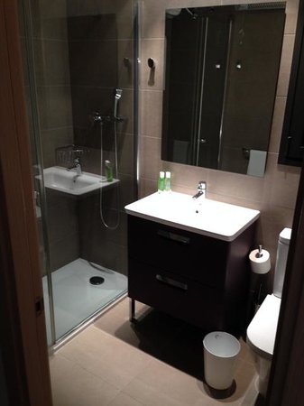 Angla Boutique Apartments Consell de Cent: One of the Main Bathroom