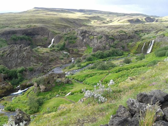 Riding Tours South Iceland: Sightseeing