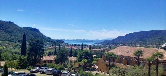 Poiano Resort Appartamenti: View from apartment in Block B