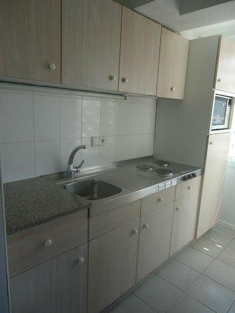 Belroy Apartamentos : Keuken