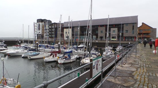 The Harbour - Table Table: Across the Marina