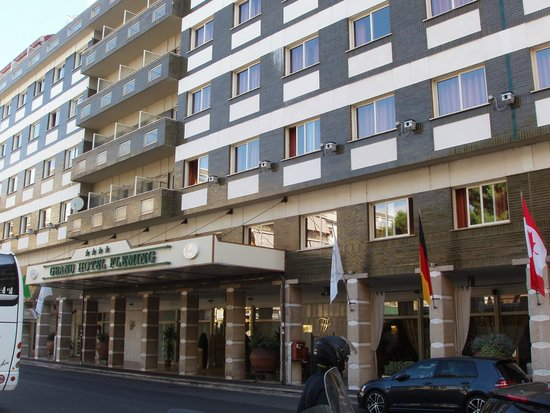 Grand Hotel Fleming : Όμορφο ξενοδοχείο