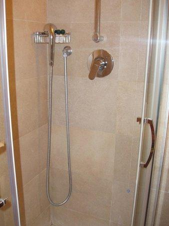 Grand Hotel Fleming : Λειτουργικό και καθαρό μπάνιο