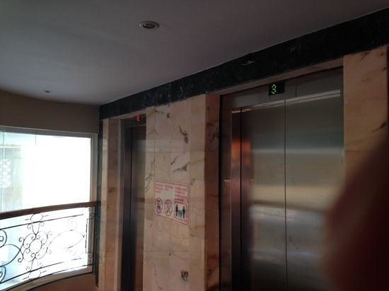 smartline Hammamet Regency: elevator broken for the entire duration