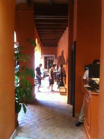 Boutique Hotel Casa del Poeta : lobby ara