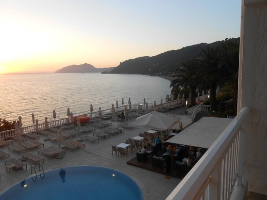 Mayor La Grotta Verde Grand Resort: vista dalla camera