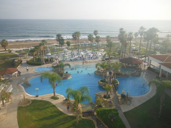 SENTIDO Cypria Bay: view from 3035