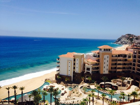Grand Solmar Land's End Resort & Spa: A view from above