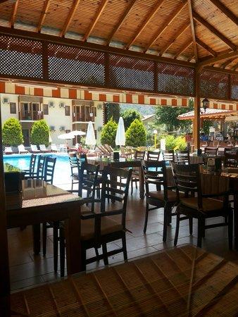Hotel Oludeniz: ресторан