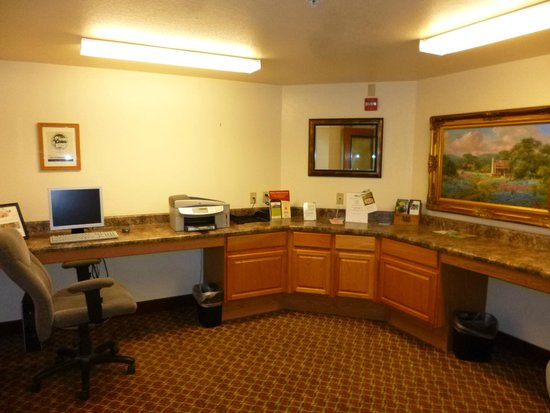 Inn on Barons Creek : Business Center