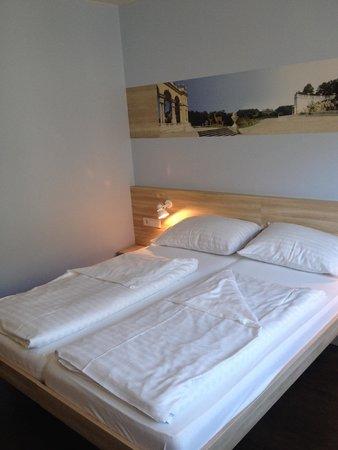 MEININGER Hotel Wien Downtown Franz: beds
