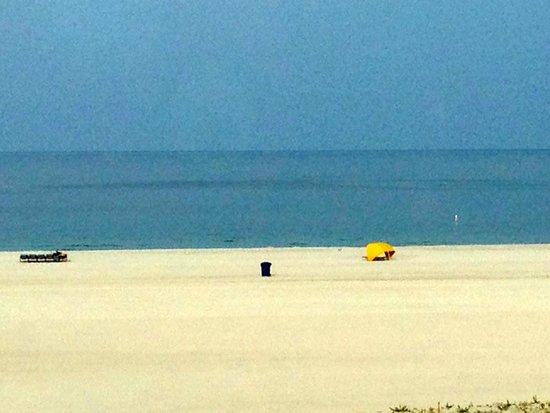 Bilmar Beach Resort: view from room