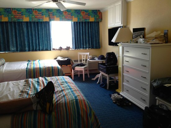 Bilmar Beach Resort: room
