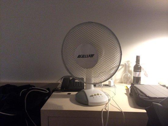 Hotel Riverton: ...la climatisation d'un 4*. !!!