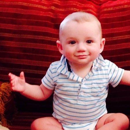 Ramada Elizabethtown: Happy baby at Elizabethtown KY!
