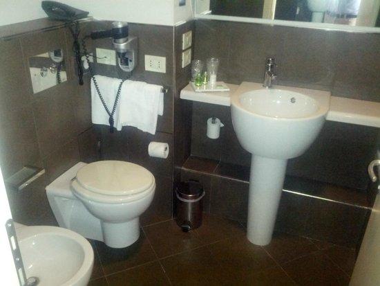 NH Padova : bagno