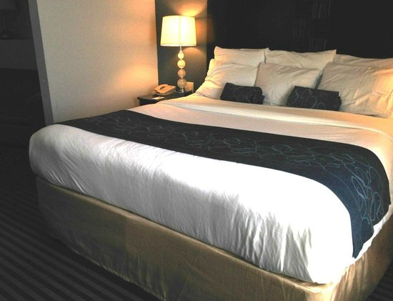 Comfort Suites Mineral Wells : New bedding featured