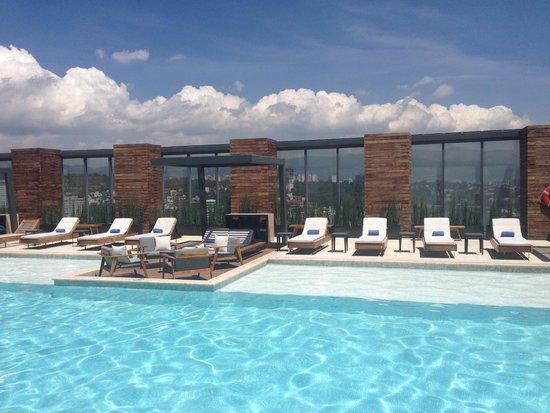 Hilton Mexico City Santa Fe: Pool