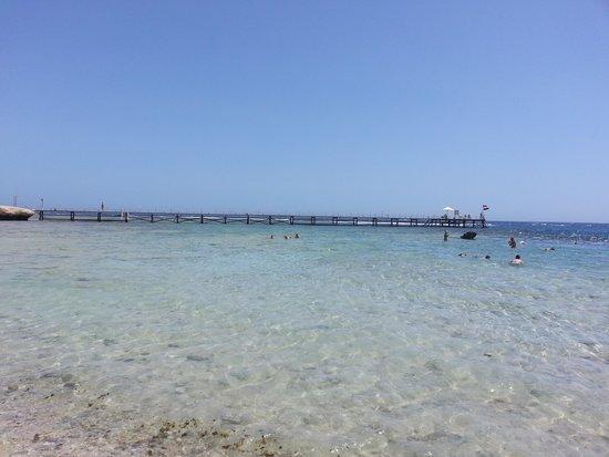 Concorde Moreen Beach Resort & Spa Marsa Alam: pontile  concorde