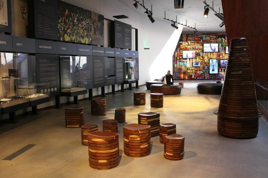 Freedom Park Museum Inside