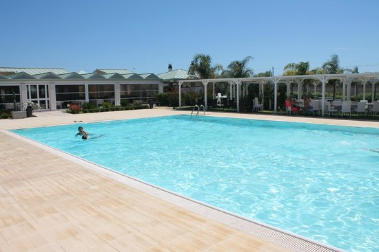 Hotel Villa Fanusa: Total relax