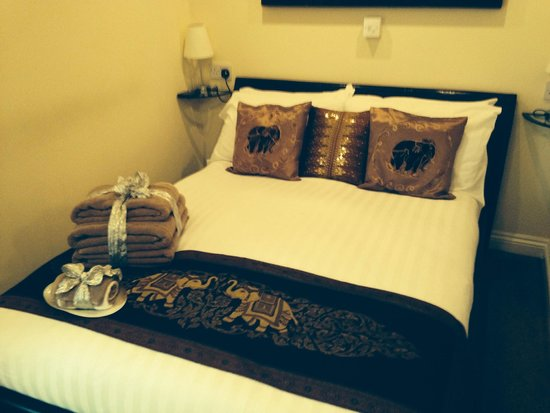 Cherrywood Lodge: One of the bedrooms