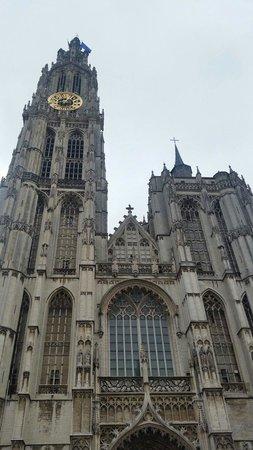 Cathédrale Notre-Dame d'Anvers : Grandiosa!