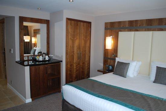 DoubleTree by Hilton Hotel Milton Keynes: Room 4040 - king room