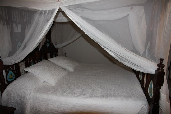 Ca' Maddalena: One of the double beds in room 11