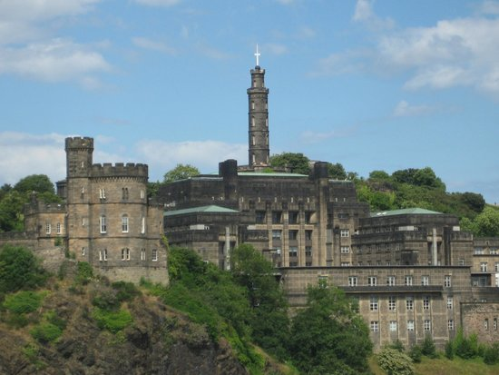 Viajar Por Escocia Tours en Español: Calton Hill